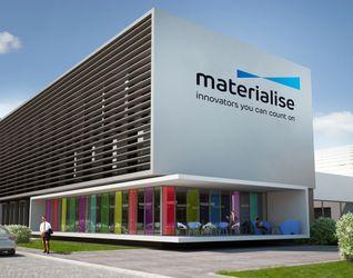 [Bielany Wrocławskie] Fabryka produktów 3D firmy Materialise 282678