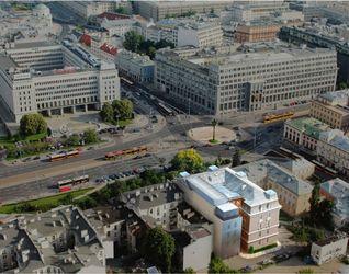 """[Warszawa] Biurowiec """"Smolna 40"""" 325174"""