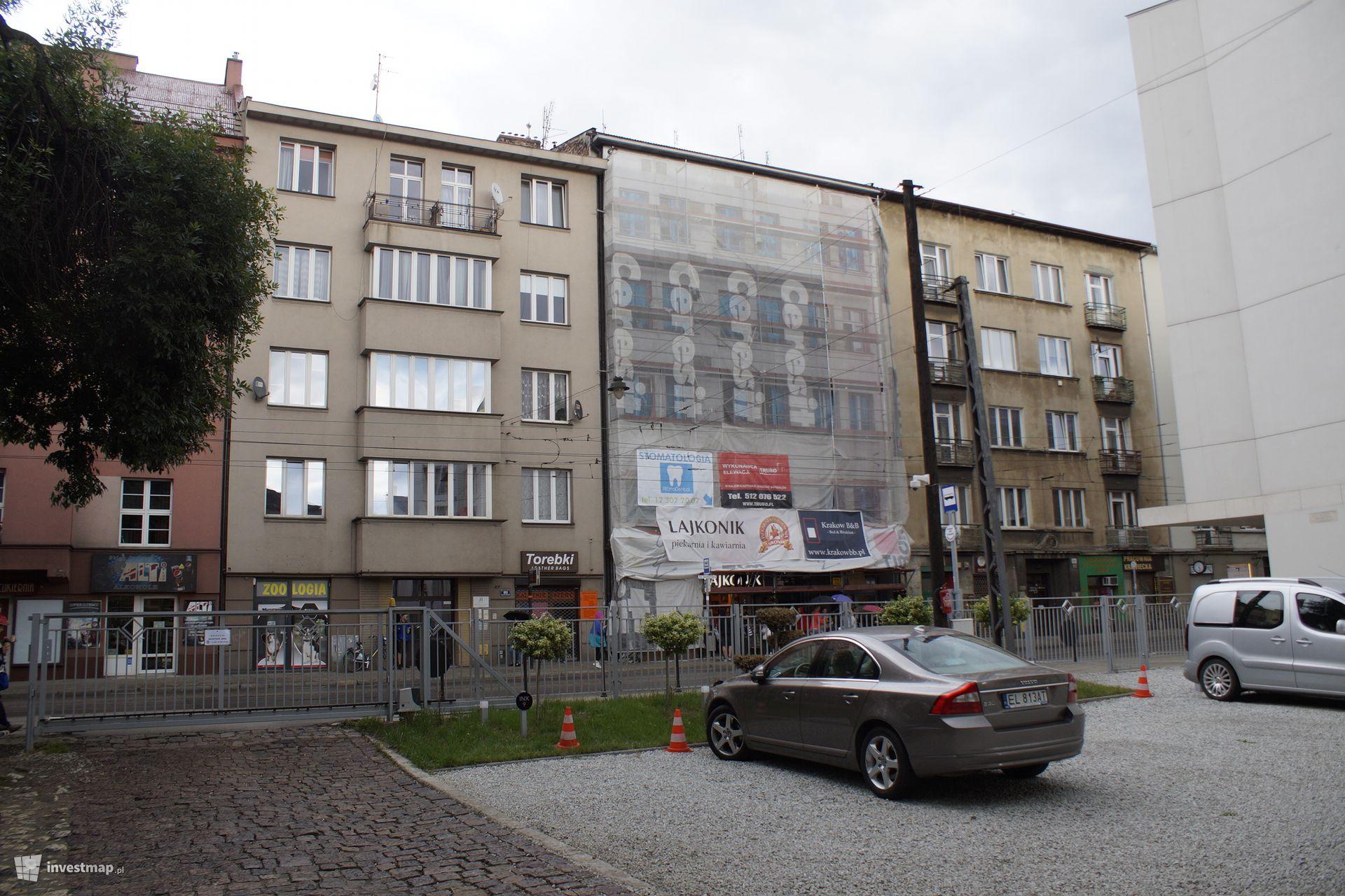 Remont Kamienicy, ul. Starowiślna 82
