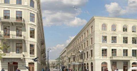 """[Warszawa] Biurowiec """"Office Le Palais"""" 27447"""