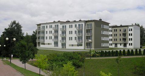 [Chorzów] Osiedle domów wielorodzinnych, ul. Waxmana 31543