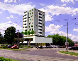 """[Wrocław] Budynek wielorodzinny """"Hubska"""" 37175"""