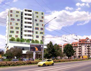 """[Wrocław] Budynek wielorodzinny """"Hubska"""" 37176"""