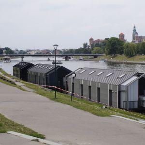 [Kraków] Pływające hotele 436024
