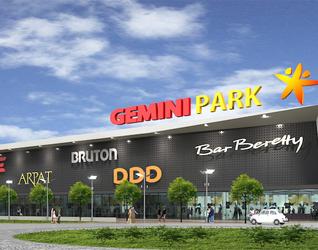 "[Tychy] Centrum handlowe ""Gemini Park"" 140857"