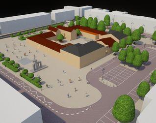 Nadanie nowych funkcjonalności społecznych, gospodarczych i rekreacyjnych obszarowi rynku starego miasta we Włodawie 502585