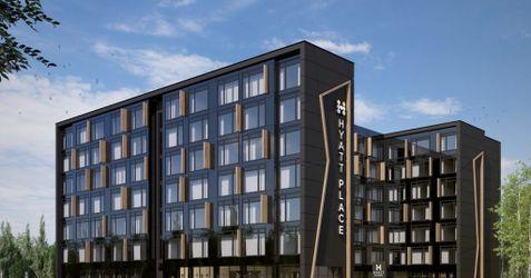 [Kraków] Budynek Usługowo - Hotelowy, al. 3-go Maja 459322