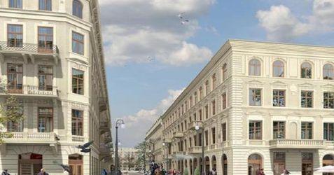 """[Warszawa] Biurowiec """"Office Le Palais"""" 27451"""