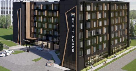 [Kraków] Budynek Usługowo - Hotelowy, al. 3-go Maja 459323