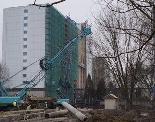[Kraków] Novotel City West, remont/przebudowa 411910
