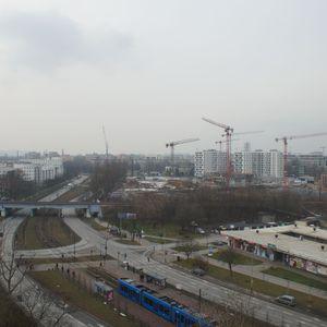 [Kraków] Pawilon Handlowy, al. Pokoju 20 481286