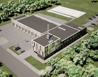 Budynek Jednostki Ratowniczo Gaśniczej w Łodzi 505350