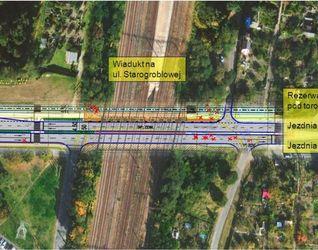 [Wrocław] Przebudowa wiaduktu i ulicy Popowickiej 52486