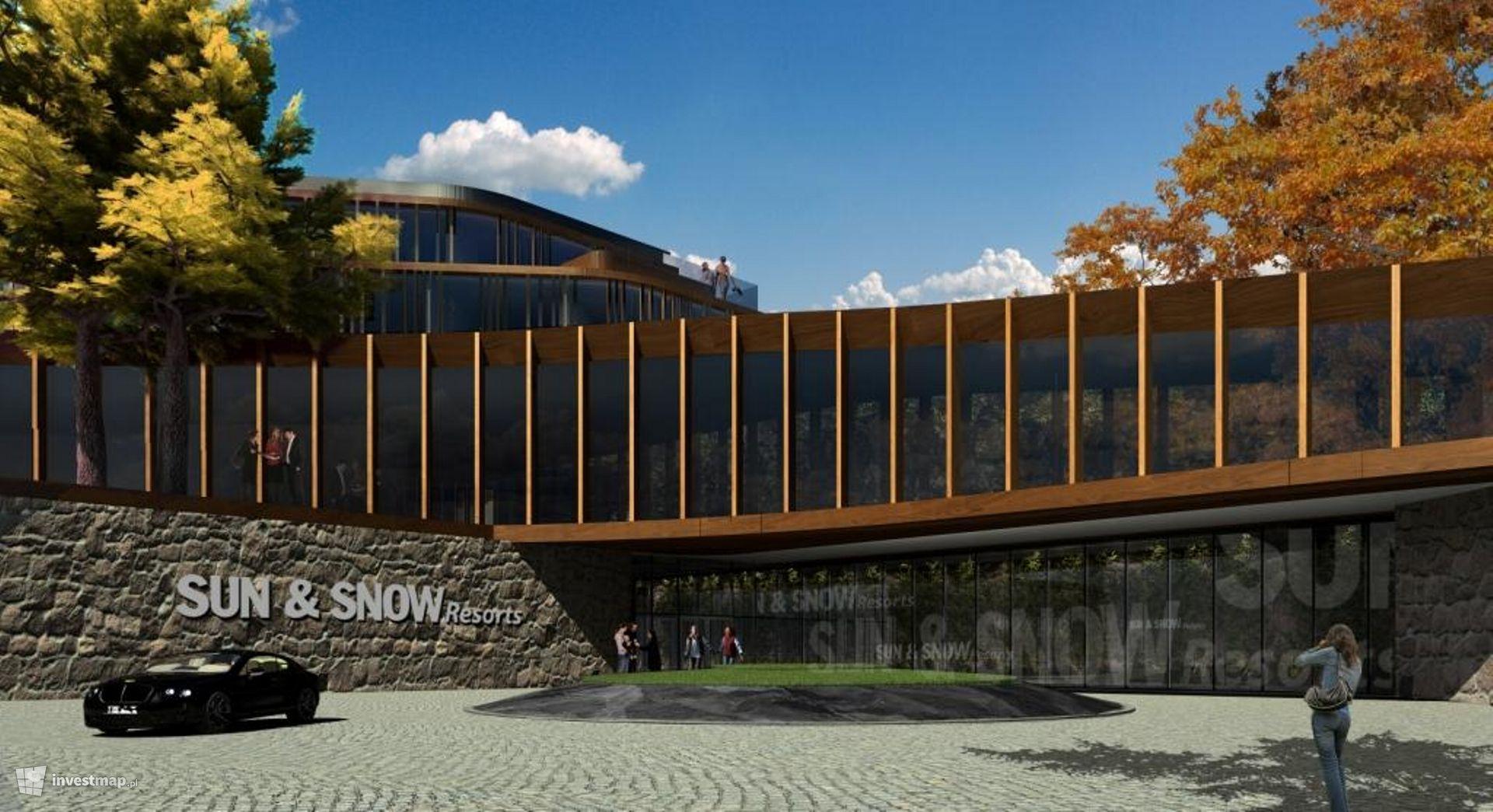 Kompleks wypoczynkowy SUN&SNOW Resort - Szklarska Poręba