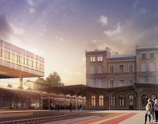 """[Bydgoszcz] Dworzec """"Bydgoszcz Główna"""" (przebudowa) 133180"""