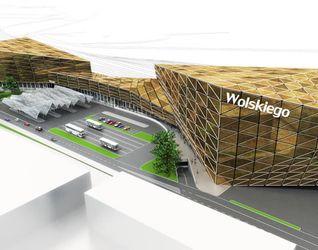 [Bytom] Plac Wolskiego (budowa dworca komunikacji zintegrowanej) 24381