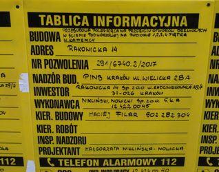 [Kraków] Remont Kamienicy, ul. Rakowicka 14 413501
