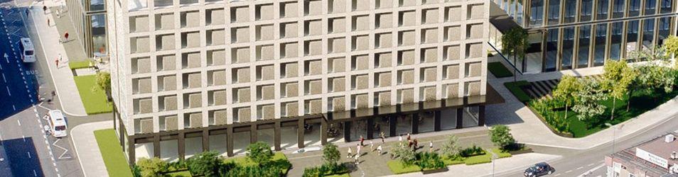 """[Katowice] Kompleks biurowo-hotelowy """"Nova Silesia"""" 424253"""
