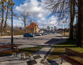 Rewitalizacja terenu przy dworcu PKP w Twardogórze 470589