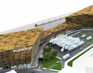 [Bytom] Plac Wolskiego (budowa dworca komunikacji zintegrowanej) 24382