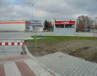 [Kraków] Stacja Paliw, ul. Rybitwy 297534