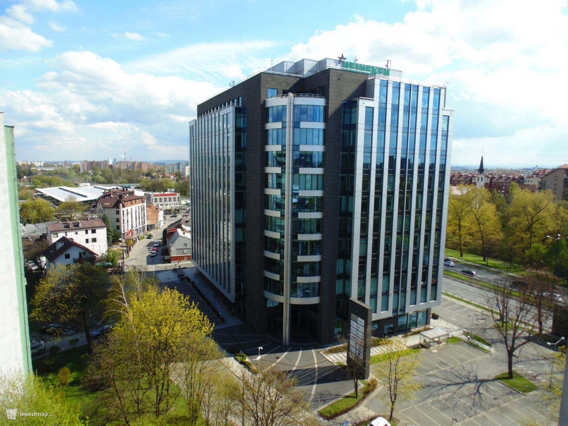 Biurowiec Vinci Office Center