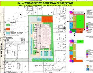 [Stęszew] Hala widowiskowo-sportowa 33086