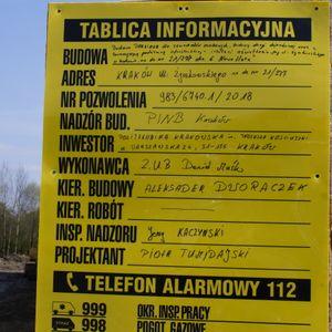[Kraków] Parking, ul. Życzkowskiego 421694