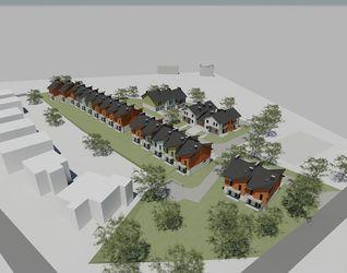 [Ruda Śląska] Osiedle domów jednorodzinnych, ul. Jesionowa 31551