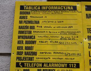 [Kraków] Remont Kamienicy, ul. Rakowicka 14 413503