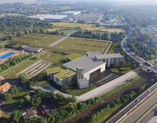 [Wrocław] Ośrodek sportowo-rekreacyjno-biznesowy Ślęzy Wrocław 426815