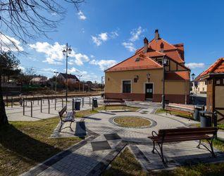Rewitalizacja terenu przy dworcu PKP w Twardogórze 470591