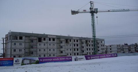 """[Lublin] Osiedle """"Nowy Felin"""" 96831"""