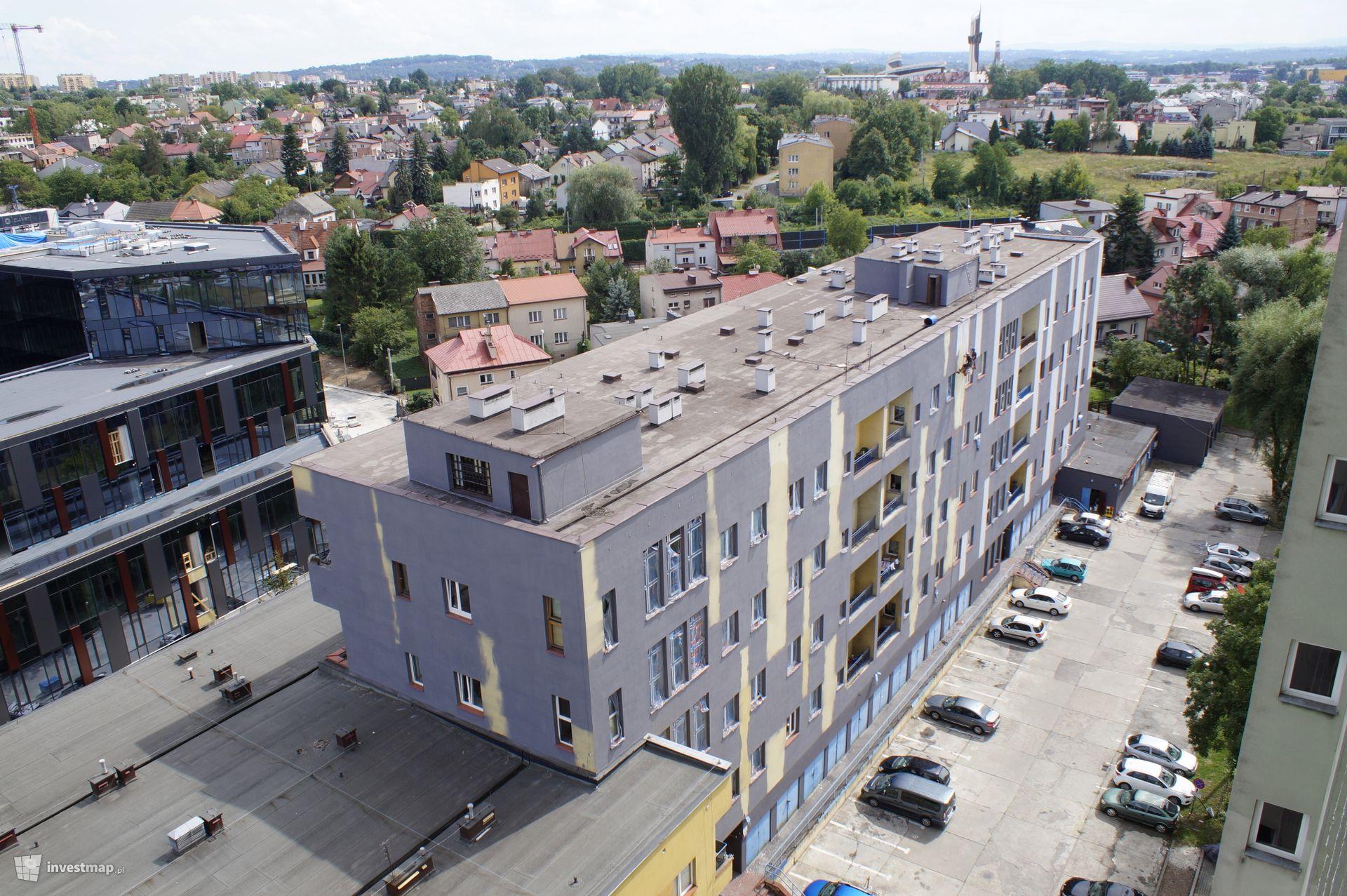 Budynek Mieszkalny, ul. Zakopiańska 2b