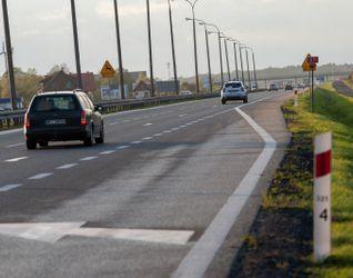 Południowy wylot z Warszawy drogi ekspresowej S7 471872