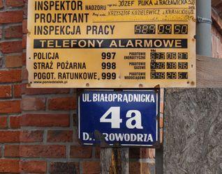 [Kraków] Remont Dawnego Młyna, ul. Białoprądnicka 4a 342081