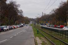 [Kraków] Aleja Solidarności (przebudowa)