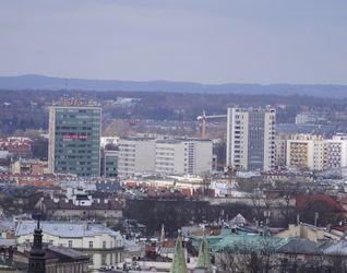 """[Kraków] Biurowiec """"Biprostal"""" 417345"""