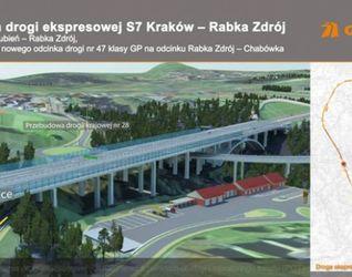 [Kraków] Wschodnia/Północna Obwodnica Krakowa (Droga Ekspresowa S7 Gdańsk - Zakopane) 145474