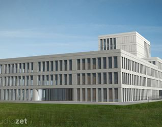 [Kraków] Budynek Biurowy, ul. Pachońskiego 5 341826