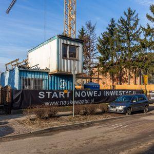 """[Warszawa] Budynek wielorodzinny """"Naukowa ABC"""" 460354"""
