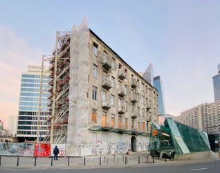 [Warszawa] Wieżowiec Skanska przy Rondzie ONZ 504130