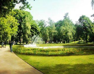 [Kraków] Park Krakowski (przebudowa) 341828