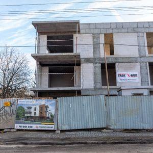 """[Warszawa] Budynek wielorodzinny """"Naukowa 16"""" 460356"""