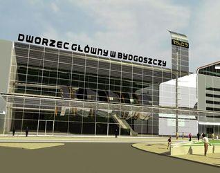 """[Bydgoszcz] Dworzec """"Bydgoszcz Główna"""" (przebudowa) 24389"""