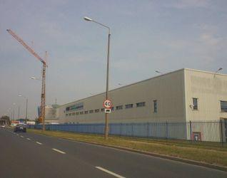[Wrocław] Rozbudowa fabryki BSH na ul. Żmigrodzkiej 283461