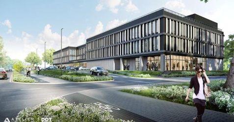 """[Warszawa] Biurowiec """"Robyg Business Center"""" 31495"""