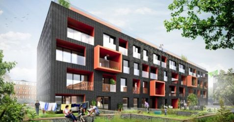 [Gliwice] Apartamentowiec Cumulus 43271