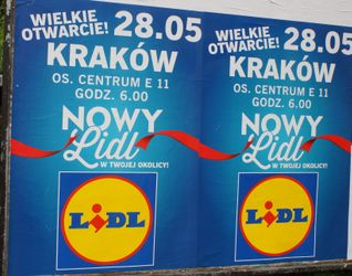 [Kraków] Lidl Os. Centrum E 477191