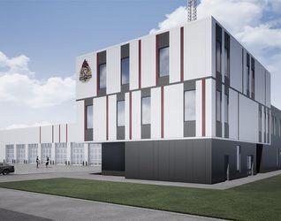 Budynek Jednostki Ratowniczo Gaśniczej w Łodzi 505351